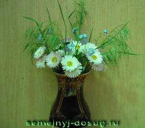 Готовый букет цветов