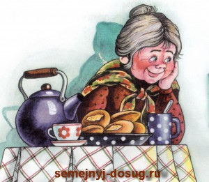 Бабушкины советы.Общение с детьми