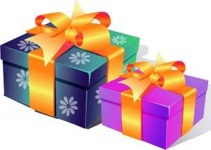 Варианты подарков детям от 5 до 10 лет