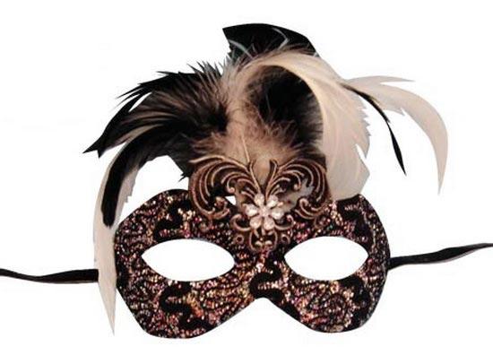 Как сделать свою на новогоднюю маску