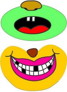 Маски улыбки