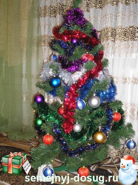 Сценарии нового года домашних условиях