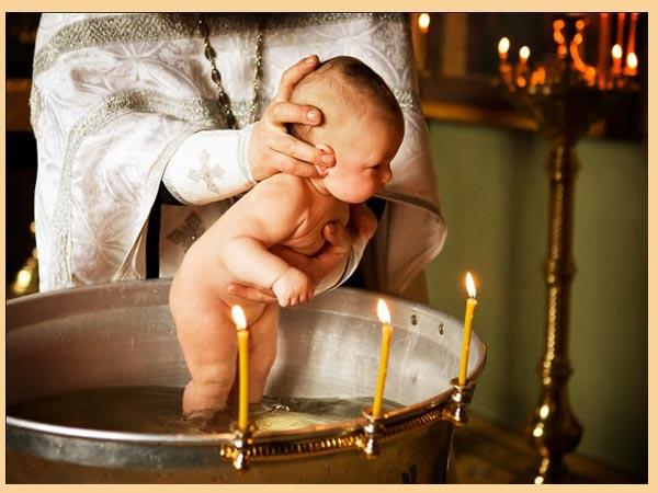 Что подарить на крестины